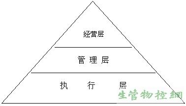 公司层次结构图