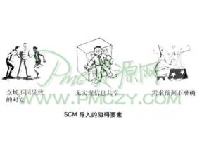 SCM导入的要点