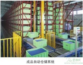 仓储管理的发展趋势之自动仓储系统